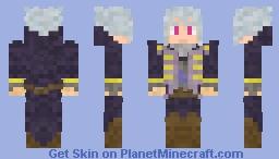 Shinsengumi  Toshizo Hijikata Minecraft Skin