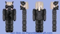 Wolf Onesie Minecraft Skin