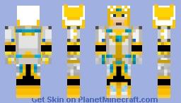 ElNachGames with Tim's Armor Minecraft Skin