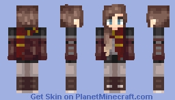 Grace Fenwick Minecraft Skin