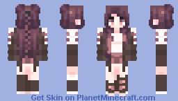 aυтυмn | ѕт wιғ мιraѕυυ Minecraft Skin