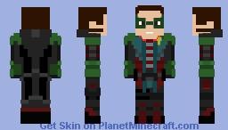 Robin-injustice 2 Minecraft Skin