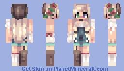 oH wowie a contest skin Minecraft Skin