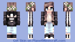 Every teen. Minecraft Skin