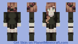 Withered // Contest Entry Minecraft Skin