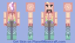 The sexy 2.0 Minecraft Skin