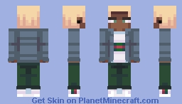 is this gucci? Minecraft Skin