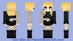 Look What You Made Me Do [Taylor Swift] Minecraft Skin