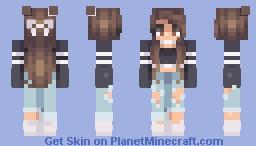Emily - OC Minecraft Skin