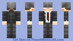 Matt Murdock (Hallway Fight) Minecraft Skin