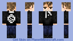 Rasmus - Back after 5 years Minecraft Skin