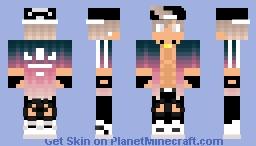 Adidas boy .... Minecraft Skin