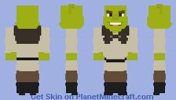 Shrek Minecraft