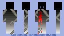 No Regrets Minecraft Skin