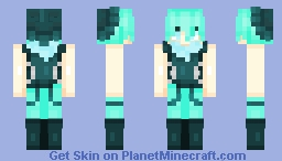 ♥σkα cσlα♥ Avoid the Call (OC) Minecraft Skin