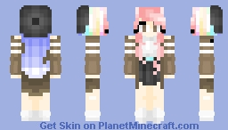 CITIZENS I AM NOW A LEGAL UNICORN!!! Minecraft Skin