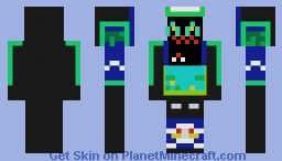 [Requested] Arcade cabinet Minecraft Skin
