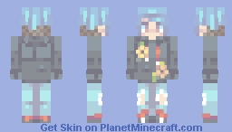 ~ ♥ Skin Request ♥ | Lovables ~ Minecraft Skin