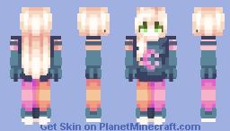 ☆ βενεℜℓγ ☆  Ghost Town~  (OC Rory) Minecraft Skin