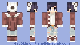 Happiness Counts// ST Minecraft Skin