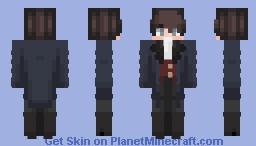 Harrison - OC Minecraft Skin