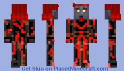 The Admin [Minecraft: Story Mode] Minecraft Skin