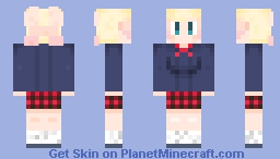 Yariko Minecraft Skin