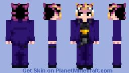 Uhh my profile picture (Dank Yugi) Minecraft Skin