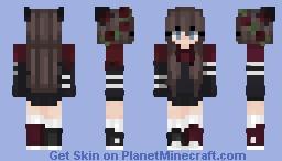 Schools back! Minecraft Skin