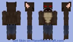 Man-Bat Minecraft Skin