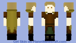 Asden Brindlehall, the Phantom Ranger {RP} ~Ὠκεαν~ Minecraft Skin