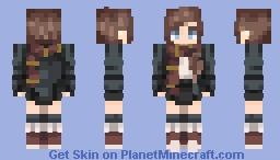 Bailey Fenwick Minecraft Skin