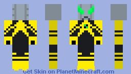 BEN 10 LODESTAR Minecraft Skin