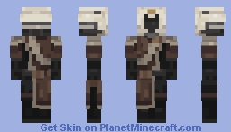 Destiny - Warlock Minecraft