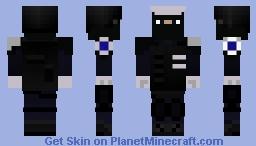 Doc (Rainbow Six:Siege) Minecraft Skin