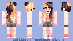 Summer ends ☀  - { First skin ⍤ }