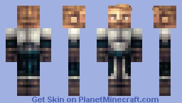 every horseman without a horse Minecraft Skin