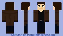 Edward Carnby Alone In The Dark The New Nightmare Minecraft Skin