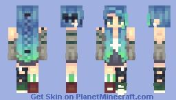 Toxic // fs Minecraft Skin