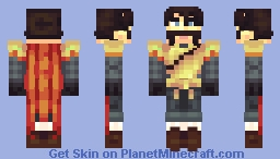 Medieval Warrior Minecraft Skin