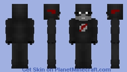 The Black Flash (Comics) Minecraft Skin