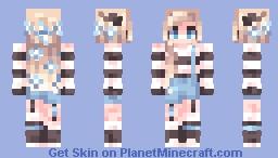 ℓυ ♫ Castle on the Hill Minecraft Skin