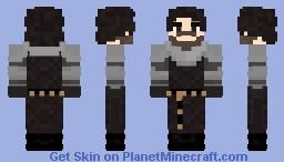 Robb Stark Game Of Thrones Minecraft Skin