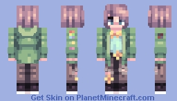 Wyeth Minecraft Skin