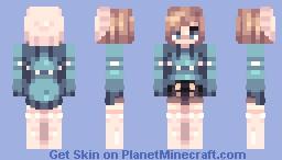 ew it's me Minecraft Skin