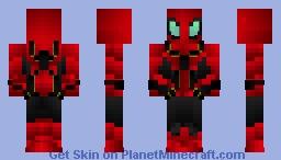 Iron Spider ( MCU ) Minecraft
