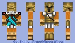 Roman Spartan Minecraft Skin