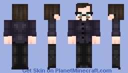 🔥 Link Neal 🔥 (Rhett & Link) - NEW HAIRCUT Minecraft Skin