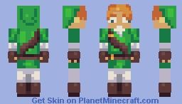 lonk Minecraft Skin