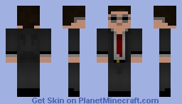 Matt Murdock (Netflix) Minecraft Skin